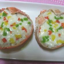 대게 치즈밥