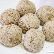 초간단 미숫가루 주먹밥